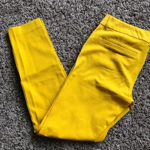 Old Navy pixie cut skinny pants